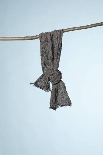 Corteccia fil a fil bianco e nero